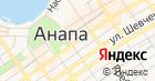 Городское казачье общество на карте