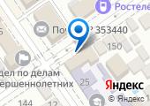 Полиграфическая компания на карте