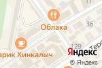 Схема проезда до компании Магазин детской и подростковой одежды в Анапе
