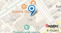 Компания Городской театр на карте