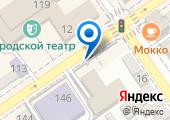 Отдел Военного комиссариата Краснодарского края по городу-курорту Анапа и Анапскому району на карте