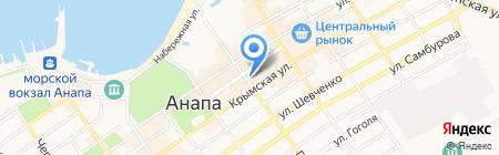 Vitrina на карте Анапы