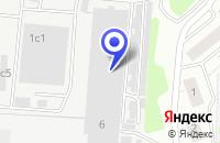 Схема проезда до компании ТФ ГОРКА в Красногорске