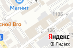 Схема проезда до компании Стройкомфорт в Анапе