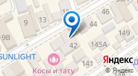 Компания Шарм на карте