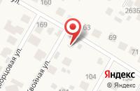 Схема проезда до компании Расческа+ в Зубово