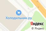 Схема проезда до компании Альтратекс в Чёрной Грязи