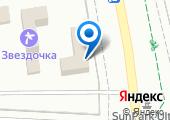 Звездочка на карте