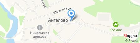 Дикси на карте Ангелова