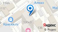Компания Гвоздь на карте