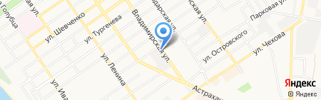 Лео дентсвер на карте Анапы