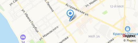 Ресурс на карте Анапы
