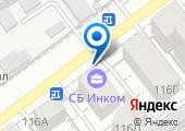 Антоновка на карте
