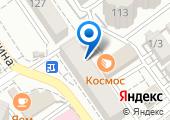 Центр недвижимости и права на карте