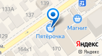 Компания Рубин на карте
