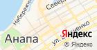 Амфора на карте