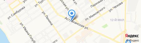 Индустрия окон на карте Анапы