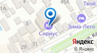 "Компания ""Ливадия"" - гостевой дом в Анапе на карте"