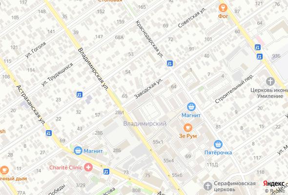 жилой комплекс ЖД на Заводской