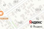 Схема проезда до компании Посейдон в Анапе