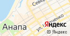 СНР на карте
