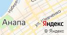 Арди на карте