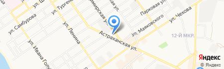 Tele2 на карте Анапы