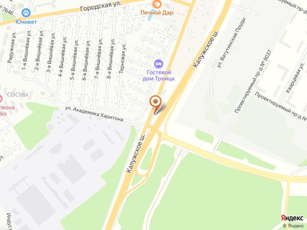 Остановка 38-й км в Москве