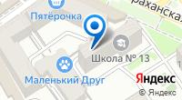 Компания Курортмакс на карте