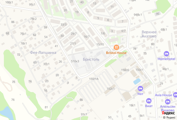 купить квартиру в ЖК Бристоль