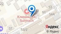 Компания Маркиза+ на карте
