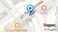 Компания Мини на карте