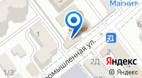 Компания Полюс на карте