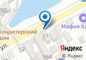 Адрес+ на карте
