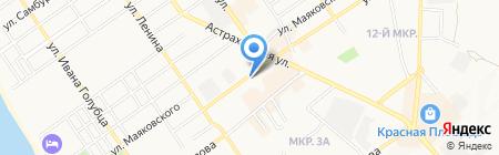 Чебуречная на карте Анапы