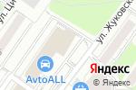Схема проезда до компании Сбербанк, ПАО в Красногорске