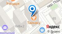 Компания КРАФТ на карте