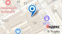 Компания Сибирское здоровье на карте