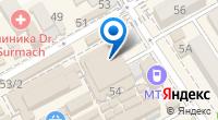 Компания Силуэт на карте