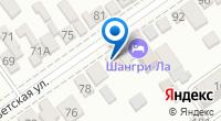 Компания Автосервис на карте
