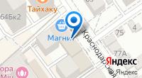 Компания Инфо Софт плюс на карте
