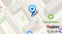 Компания Хомячок на карте