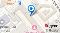 Компания Радость на карте