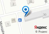 Хавега на карте