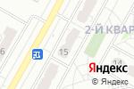Схема проезда до компании Центр страхования в Москве
