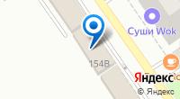 Компания Ангар на карте