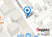 Альфа-Центр на карте