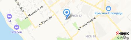 Банкомат Райффайзенбанк АО на карте Анапы