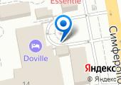 Довиль Отель & SPA на карте