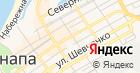 Сокровище Калькутты на карте